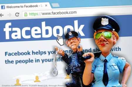 This maybe ironic, but this is how some people perceive Facebook