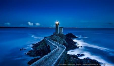 You need a guide to have your message heard on social media, and a lighthouse while on the Internet